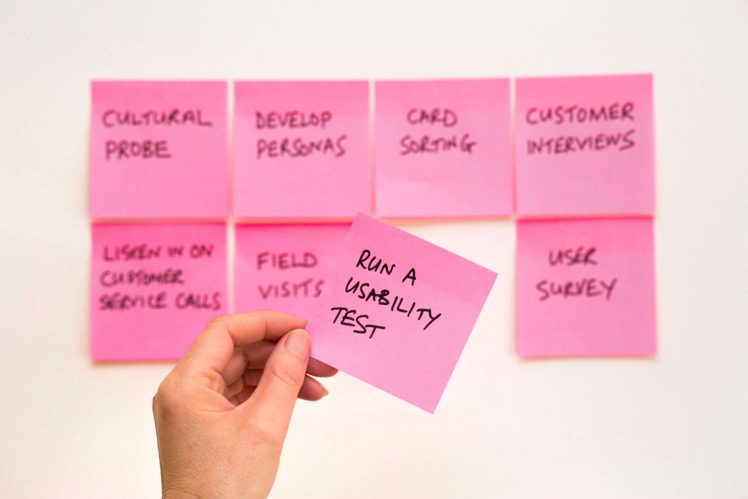 Agile Methods for startups